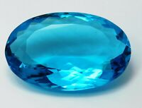 Details about  /Natural 434.10 Ct Aquamarine Ocean Blue Round Cut Loose Gemstone.N-306