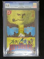 The Outsiders Issue #2 CGC 9.8
