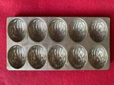 Ancien Moule Chocolat NOIX Old Nuts Chocolate Mold