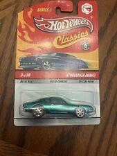 Studebaker Avanti Green Hot Wheels Classics