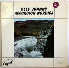 "12"" VINYL olle Johnny-accordion NORDICA"