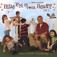 NEW Hide 'em in Your Heart Vol. 1 (Audio CD)
