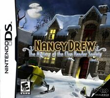 Nancy Drew The Mystery of the Clue Bender Society Nintendo DS NEW SEALED