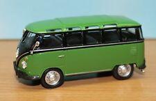 Schuco 403331151  .30, Spur 0,  VW Bus, grün-schwarz, 1:43
