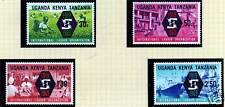 K.U.T. 1969 Labour Organization SG260/3 MNH