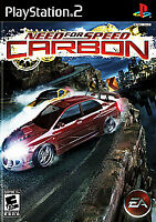 Need for Speed: Carbon (PlayStation 2, 2006) PS2, Disc Only, Tested