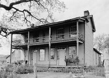 O - Full Size Printed Plans - ELISHA BEDWELL HOUSE
