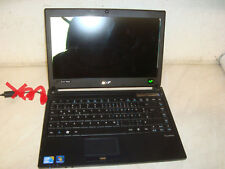 "Acer TravelMate 8370 13,3"" Laptop, Intel Core i5 2,67 Ghz, 2 GB RAM  #d76"