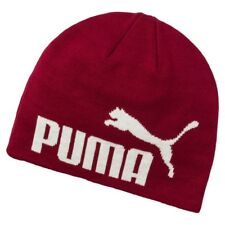 PUMA ESS Big Cat Beanie Pomegranate-no 1 Adult