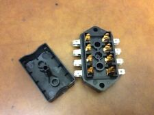 MGB / Midget 4 Fuse box with cover