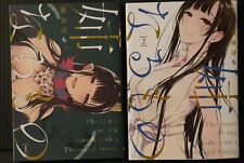 JAPAN Pochi Iida manga LOT: Ane naru mono vol.1+2 Set
