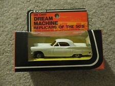 Kidco Dream Machine Replicas Of The 50's 1957 Ford T-Bird Nice With Box