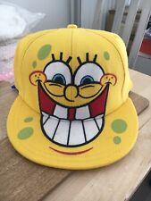 Spongebob Flat Bill Cap
