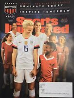 SPORTS ILLUSTRATED June 3-10, 2019 USWNT Women's World Cup Preview 2019
