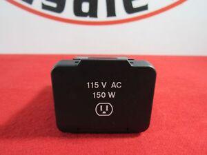 DODGE RAM JEEP Rear Seat Inverter Power Outlet NEW OEM MOPAR