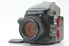 【NEAR MINT】 Mamiya 645 Pro w/ Sekor 80mm f2.8 N Finder Lens From Japan