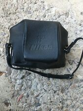 Nikon F Soft Leather Ever Ready Case/strap