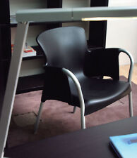 Restaurant Resol Oh Chair in Black made in Europe