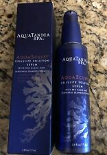 Aquatanica Spa Bath & Body Works Aquasculpt Cellulite Solution Serum 5.8oz Nwb