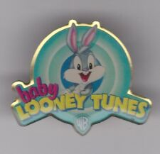 """BABY LOONEY TUNES"" with Baby Bugs Bunny Enamel Pin"