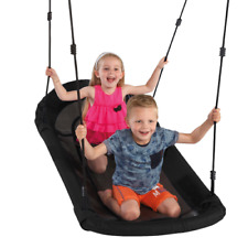 XXL Nest Swing up to 150kg Kids Adults Canvas Nest  Extra Large Seating GRANDOH