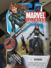 Marvel Universe - 3.75 inch - Black Widow