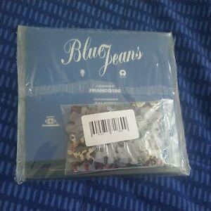 Franco 126 Calcutta 45 GIRI LP VINILE Blue Jeans Nessun Perchè + PUZZLE Rap