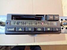 Opel Rekord D Kadett C Manta A B Ford Oldtimer Radio Casette Blaupunkt Stereo