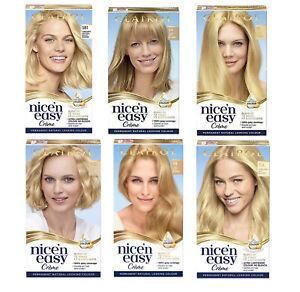 Clairol Nice' n Easy Permanent Hair Colour Dye - Choose Shade