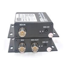 HD SDI Fiber Optic Media Converters Tx Rx 1310/1550nm -  For SDI CCTV