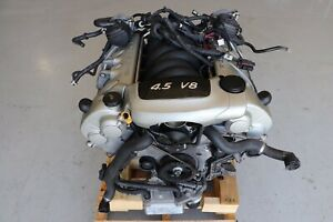 Porsche Cayenne S 955 9PA 2004 4.5L Engine Motor J139