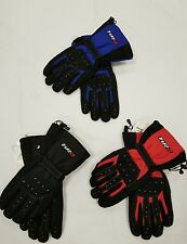 Tuzo Tracker Textile Warm Waterproof Thermal Winter Motorcycle Motorbike Gloves