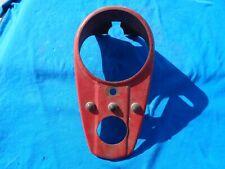 Oem H D Red Speedometer Dash Knucklehead Panhead Shovelhead