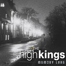 THE HIGH KINGS - MEMORY LANE: CD ALBUM (2010)