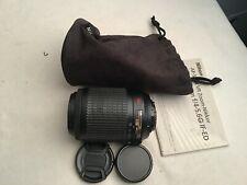 Nikon NIKKOR 55-200mm f/4-5.6 DX G AF-S VR Lens