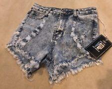 VIP Jeans Sz 7/8 Shorts Stretchy Cute! NWT