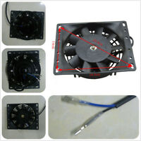 "6"" inch Universal Fan Electric Radiator Cooling 12V Mount Kit 10 Blades"