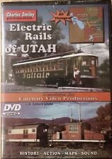 Electric Rails of Utah (DVD) Charles Smiley Productions