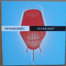 Strawpeople - Vicarious - CD