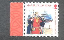 Vikings-King Orry mnh-Isle of Man-Viking Ship