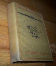 1901 VINTAGE SPANISH HIGHWAYS & BYWAYS KATHERINE LEE BATES ILLUSTRATED DJ