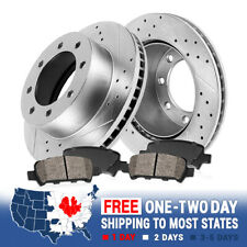 For 1999-2002 Ford F350 Super Duty Brake Rotor Front OPParts 71943NZ 2000 2001