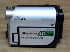 New ListingSony Handycam Mini Dv Camcorder - 2.5-in Lcd - Pal - Video Transfer (Dcr-Hc37E)