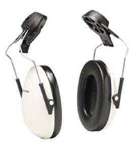 3M Peltor Optime 95 Hard Hat Mounted Ear Muffs Helmet Hearing Protection Earmuff