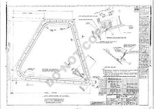 CONCORDE - SET B of Six A2 Sized Engineering drawings, Flight Deck Windows