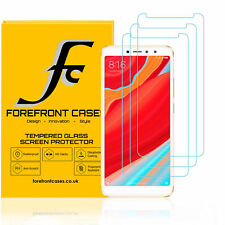 Xiaomi Redmi S2 Tempered Glass Screen Protector [3 PACK] Guard Cover 9H HD Clear