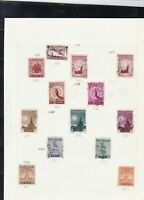 thailand stamps page ref 16897