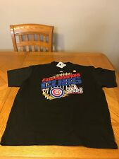 Chicago Cubs World Series Champion T-shirt Authentic Jersey Kris Bryant XL