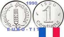 6WK3       FRANCE    1   CENTIME      1990        EPI      ASSEZ   RARE