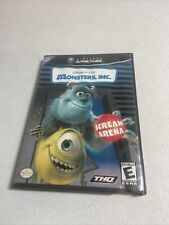 Monsters, Inc.: Scream Arena (Nintendo GameCube) Free Shipping!